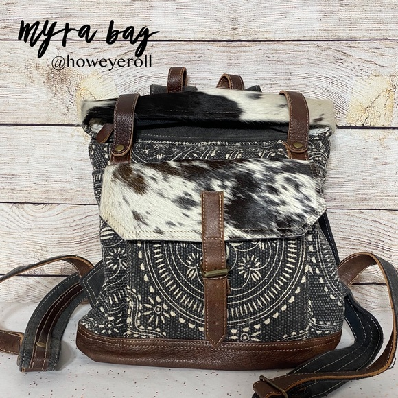 Myra Bag Bags Myra Bag Vibe With Me Backpack Poshmark Buy, sell, and exchange designer handbags, accessories, watches, and jewelry. myra bag vibe with me backpack